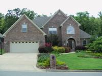 Welcome home to 155 Mountain Valley in Maumelle Valley