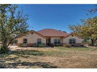 Customized Hill Country Home on 26+Acres w/Hill Country