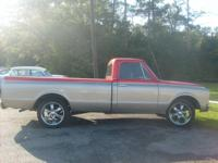# 1558 1967 Chevy C10 This truck is 95% restored and