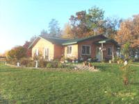 3 Br. 1 3/4 bath House built in 2003 private and