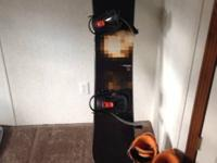 I have a Lamar snowboard dimension 157 with matching