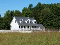 Hidden Lake Farm has it all. 3 bedroom 3 bath home with