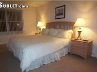 This fully furnished 1 bedroom apartment is located in