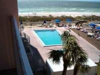 Beachfront luxury condo in Indian Rocks Beach, FL