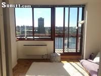 This is a private, sunny room with a huge balcony