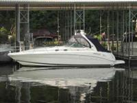 2005 Sea Ray 36 SUNDANCER Deluxe freshwater cruiser