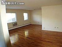 Bright St. James first floor apartment for rent. Great