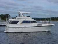 1978 Hatteras 53' Motor Yacht ** There are three
