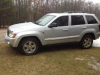 2005 Jeep Grand Cherokee Limited 4WD**4.7L V8 SOHC 16V