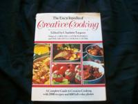 Encyclopedia of Creative Cooking, edited by Charlotte