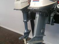 15 HP Evinrude 1983 on consignment for $800.00 cash or