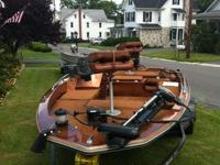 15ft Glasstream Bass Boat, in great condition, 35HP