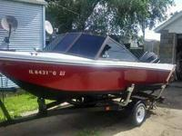 I have a 15ft run about for sale it has a 85hp 2 stroke