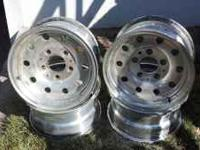 15in 5 Lug Bullet Hole Rims $100 Call or text