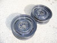15X4.5 FORD MOPAR STEEL RIMS HOT ROD HARD TO FIND