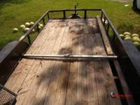 This trailer is in good condition and can be seen by