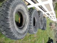 Selling some michelin tires I picked up for a 4x4