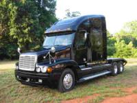 1999 Freightliner converted to RV with holding tanks,