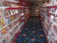 We have more than 16,000 films and video games for