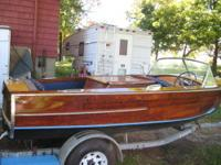 Call Boat Owner Thomas . Description:Classic 1959