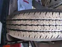 "16"" & 17"" TIRES NEW 2011 GOODYEAR WANGLERS TIRES &"