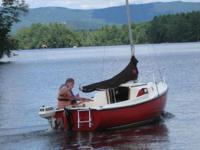 Please call owner Cyril at  or . Boat Location: Squam