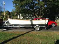 Please call owner Paul at . Boat is in Rhinebeck, New
