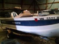 Please call boat owner Travis at . 1997 Smokercraft