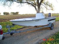Please call owner Wilbur at . Boat is in Taylor, Texas.