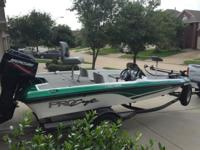 Please call owner Jason at . Boat is in Katy, Texas.