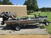 Please call owner Paul at  or . Boat is in West Plains,