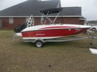 Please call owner Julie at . Boat is in Robertsdale,