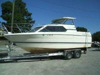 1998 Bayliner Ciera CD 2452 this is a very nice boat in