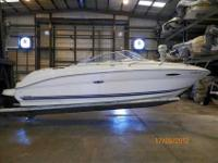 2001 Sea Ray 225 WEEKENDER LOOKING FOR A VERY NICE