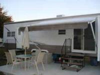 REDUCED!!!! 2006 40 Clear Vue Travel Trailer / Park