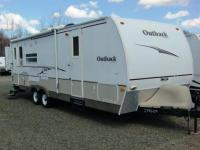 This 2007 Outback Travel Trailer, Model 27RSDS, by