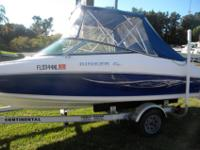 2007 Rinker 192 BOWRIDERThis 19 foot 2007 Rinker 192 is