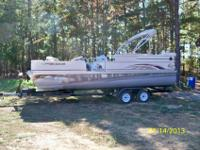 2009 Pontoon G3 Suncatcher Fish and Cruise BoatBoat