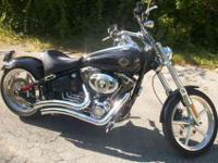 2010 Harley Davidson Rocker-C Custom. 552 original