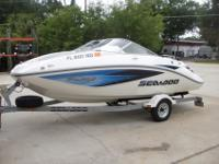 2008 Sea Doo Challenger 215 Supercharged And