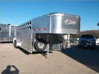 JUST IN THE NEW 2013 EXISS STOCK TRAILERS. THIS 1 IS A