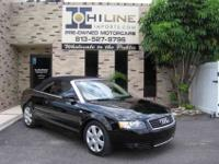 Hi line Imports is offering this 2006 Audi A4 Cabriolet
