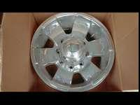 "16"" 8 x 6.5 ION Chrome Rims. Rims are in great shape."