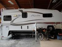 Camper in terrific condition. Family has outgrown and