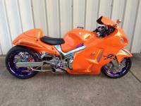 This 2005 Suzuki Hayabusa just arrived as a brand new