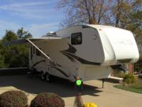 2007 Keystone Cougar 291RLS, fully loaded 29 foot fifth