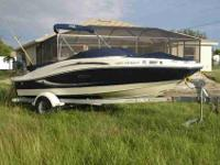 2008 Sea Ray 185 SPORT Just detailed and Only 140
