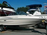 2008 Sea Ray 175 SPORT 2008 SEA RAY 175 SPORT WITH