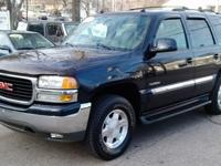 THIS 2005 GMC YUKON IS IN AWESOME CONDITION INSIDE AND
