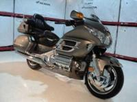Check out this beautiful 2008 Titanim Honda GL18HPM